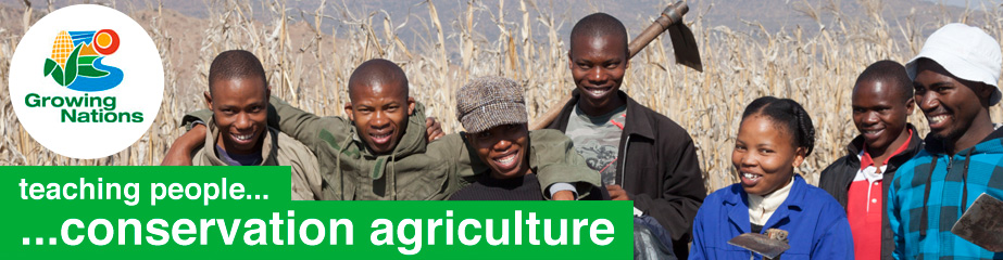 Transformation through sustainable agriculture