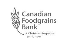CFGB Canadian Food Grains Bank logo