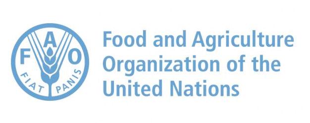 UN Food & Agriculture Organization logo