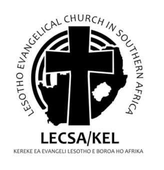 Lesotho Evangelical Church in Southen Africa  logo - LECSA