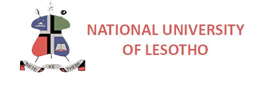 National University of Lesotho logo